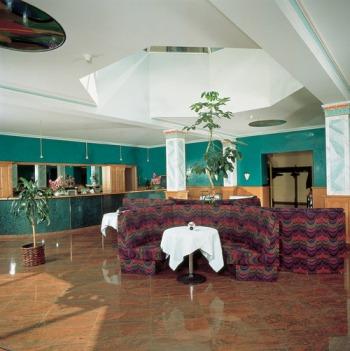 Bistro Restaurant mit Lobby