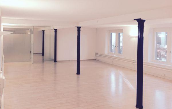 Yoga, Schauspiel, Bewegungsraum etc.