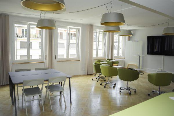 La Werkstadt - das Innovationshaus in Biel